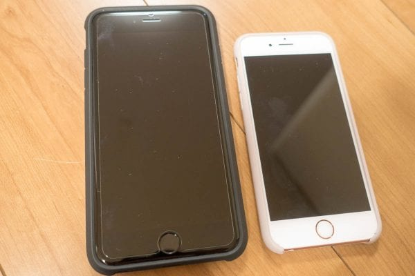 iPhone 6sとiPhone 6s Plus
