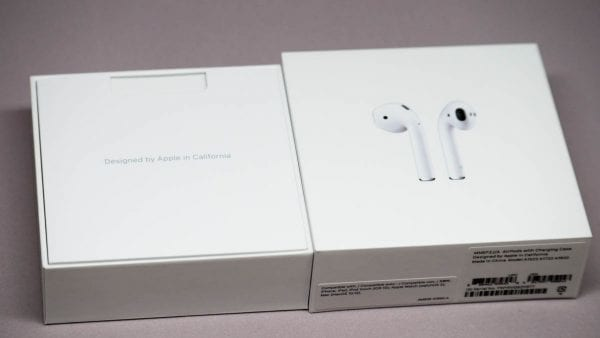 『Designed by Apple in California』のメッセージ