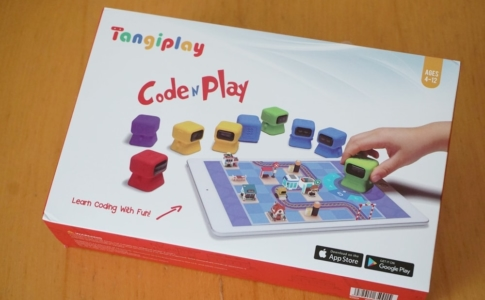 【Tangiplay Coad N Play】外観