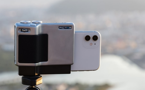 miggo PICTAR PRO Smartphone Camera Grip