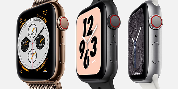Apple Watch Series 4のレビュー