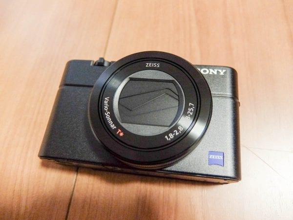 RX100M3本体