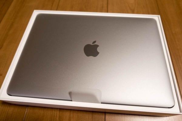 Apple製品を購入して一番テンションが上がる瞬間