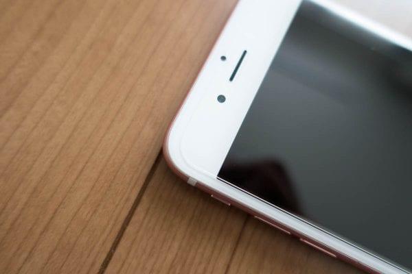iPhone 6シリーズのラウンド部分は避ける形状