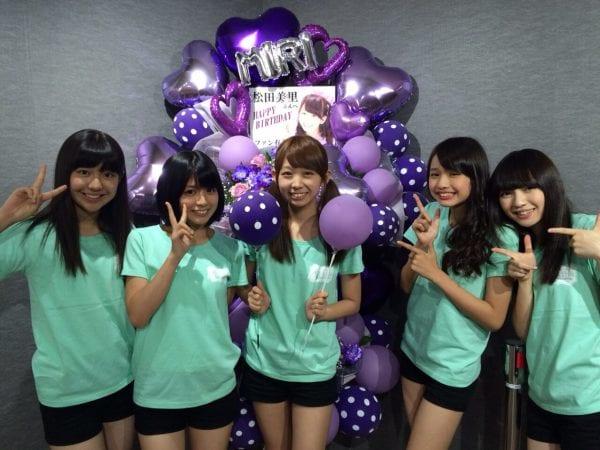 第3回は松田美里生誕祭