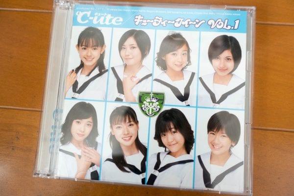 ℃-ute1stアルバム