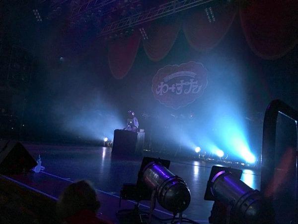 DJとしてステージに立つことがある