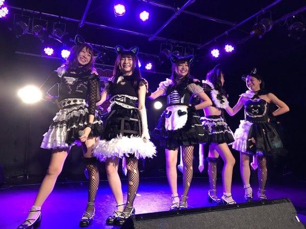 わーすたライブの様子(2016年11月)