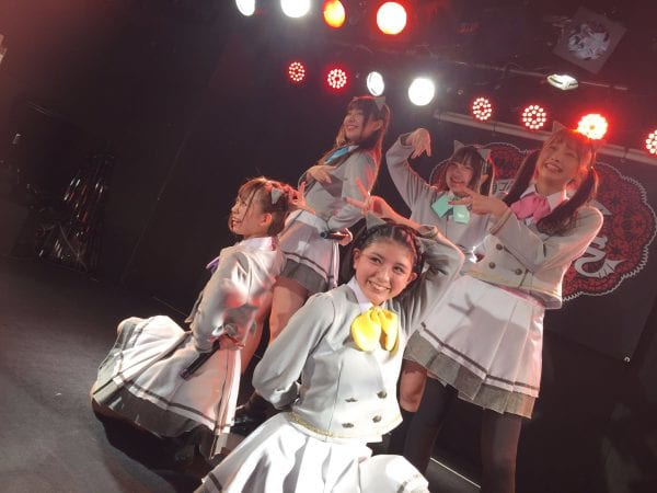 福岡公演のストリート生楽曲は『黄昏バイシクル』