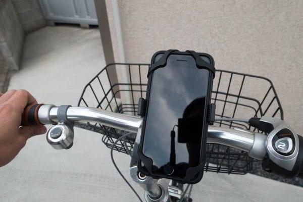 iPhone 7を装着