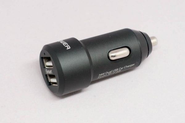 RAVPower『USBカーチャージャー』
