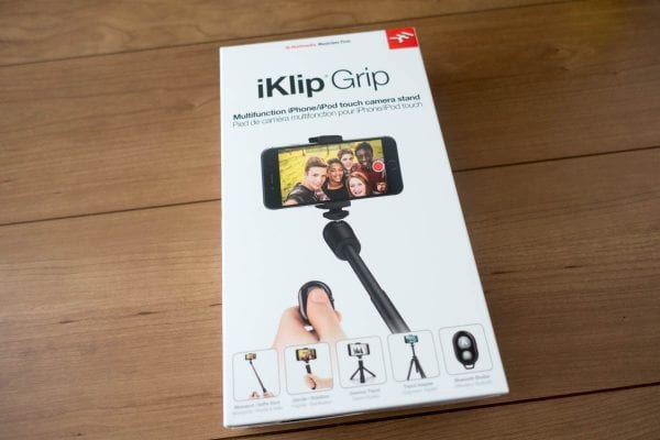 『IK Multimedia iKlip Grip』