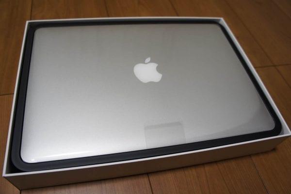 購入当時のMacBook Pro