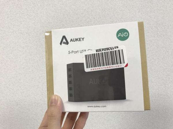 AUKEY 5ポートUSB充電器