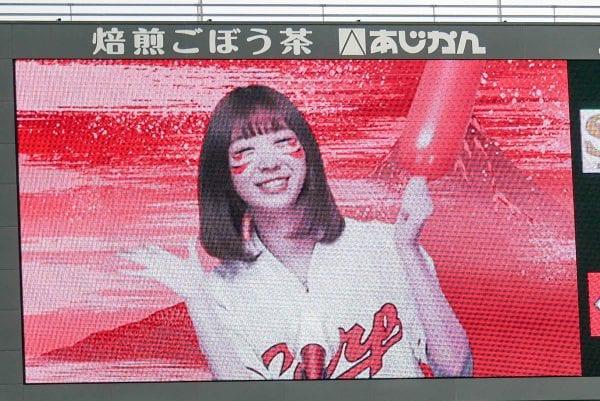 松田美里も出演それ行けカープ<著名カープファン/リレー映像/2017