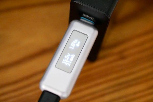 出力電力を測定