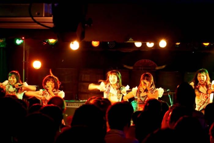 岡山のアイドル「feel NEO」