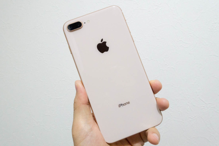 iPhone 8 Plusの欠点は重さ