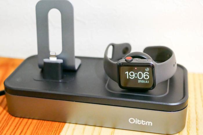 Apple Watch Series 3を設置
