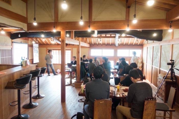 第8回岡山ブログカレッジの様子