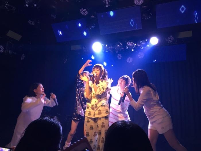 楽しかった女子限定ライブ