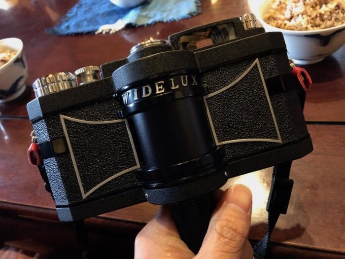 パノラマカメラ