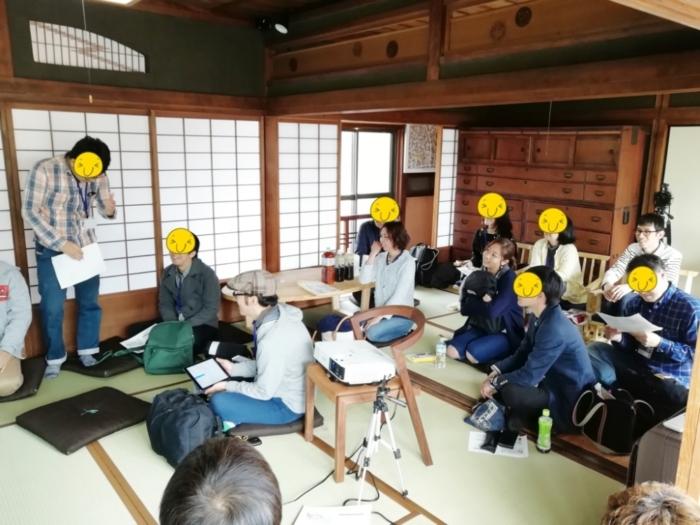 第11回岡山ブログカレッジの雰囲気