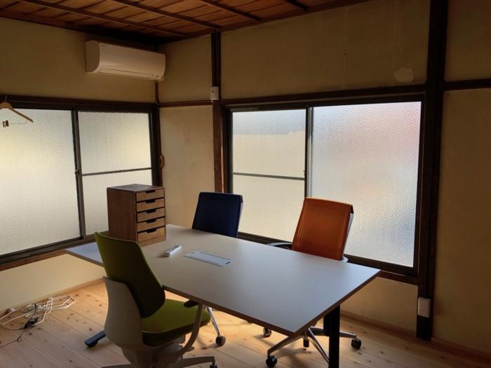 1階の会議室