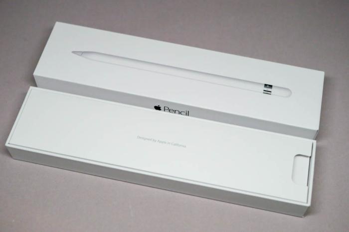Apple Pencilはスタイラスペンではなく鉛筆