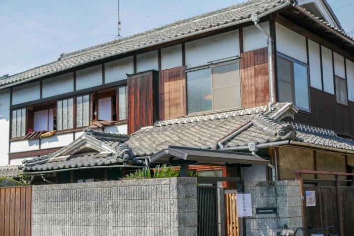 住吉町の家 分福(ぶんぶく)