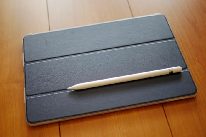 iPad Pro 256GBはとても使い切れない