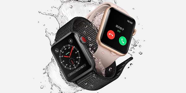 Apple Watch Series 3のレビュー