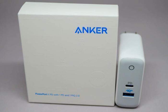 「Anker PowerPort ll PD」レビュー