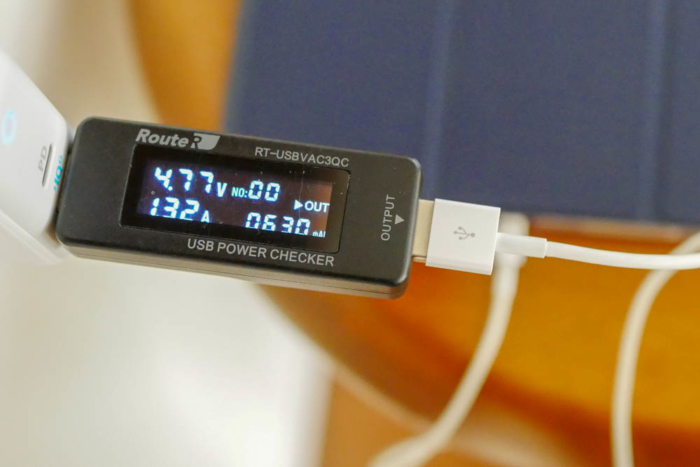 「Anker PowerPort ll PD」でiPad Proを充電