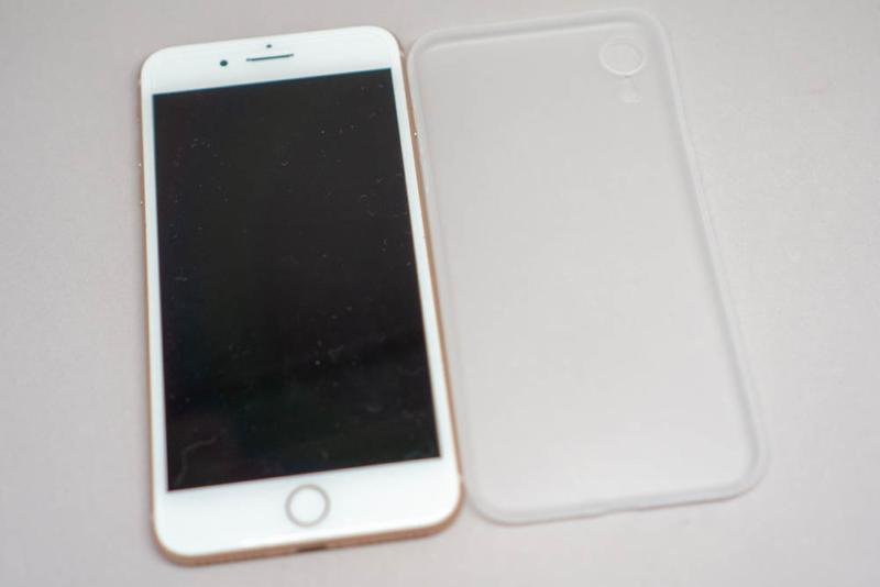 iPhone 8 Plus・iPhone XR