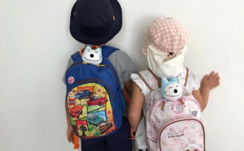 子供達の近影