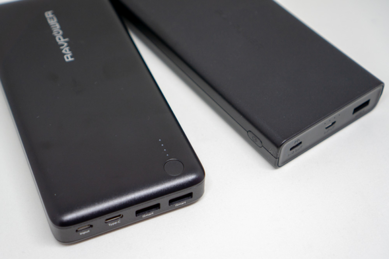 RAVPower 20100mAh USB-C PDモバイルバッテリー(RP-PB059)