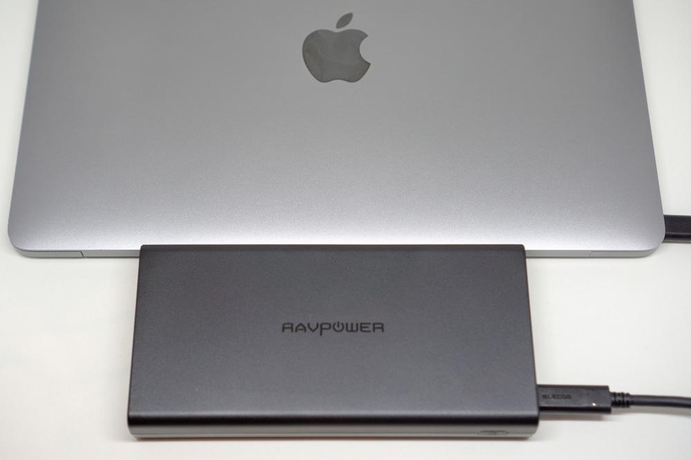 「RAVPower 20100mAhモバイルバッテリー(RP-PB159)」レビュー