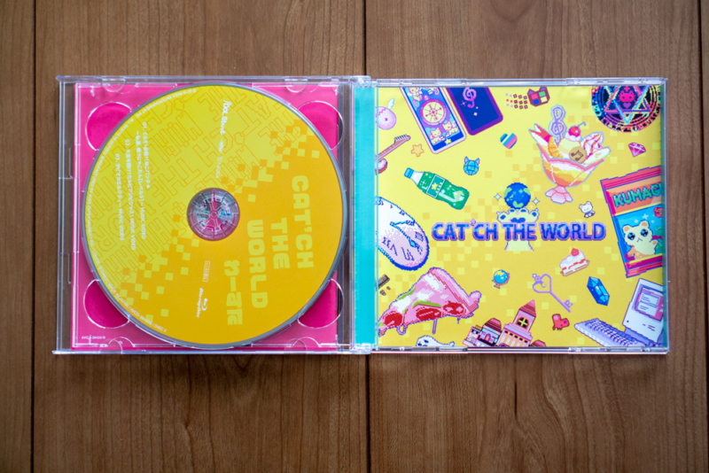 CAT'CH THE WORLD(CD)