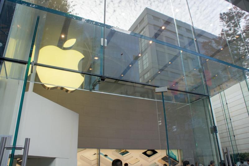 Apple純正ケースはAppleストアでの購入が無難