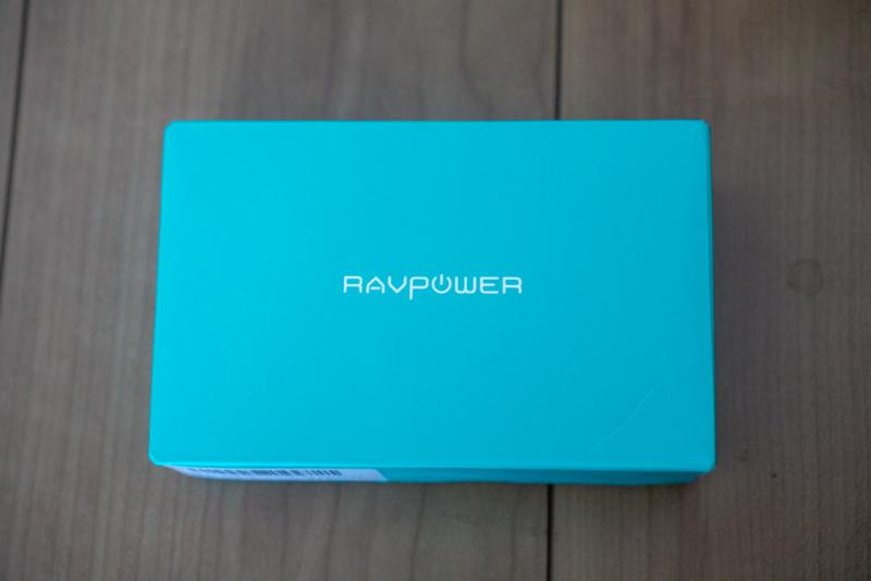RAVPower RP-PB122のパッケージ