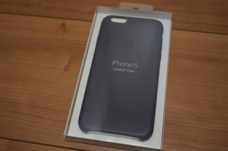 iPhone 6レザーケース