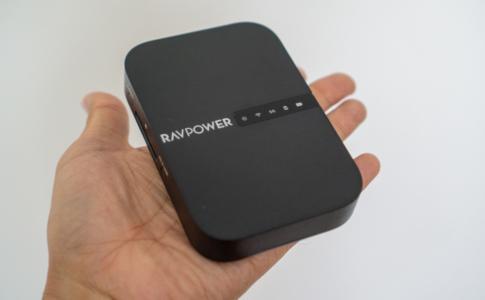 「RAVPower FileHub RP-WD009」レビュー