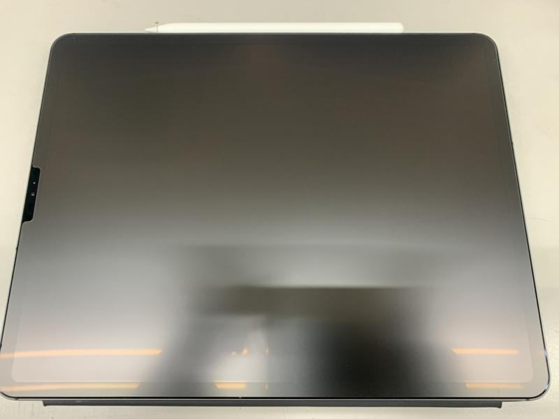 iPad Pro 12.9インチ第3世代 保護シート有り