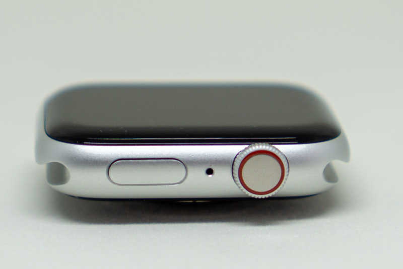 Apple Watch Series 5右側面