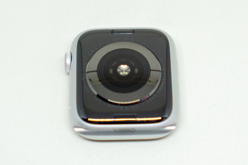 Apple Watch Series 5裏面