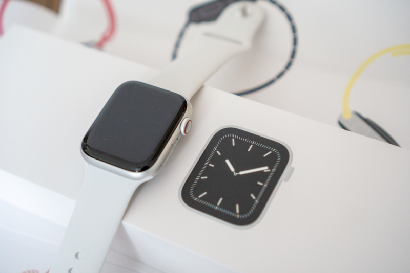 Apple Watch Series 5開封レポート