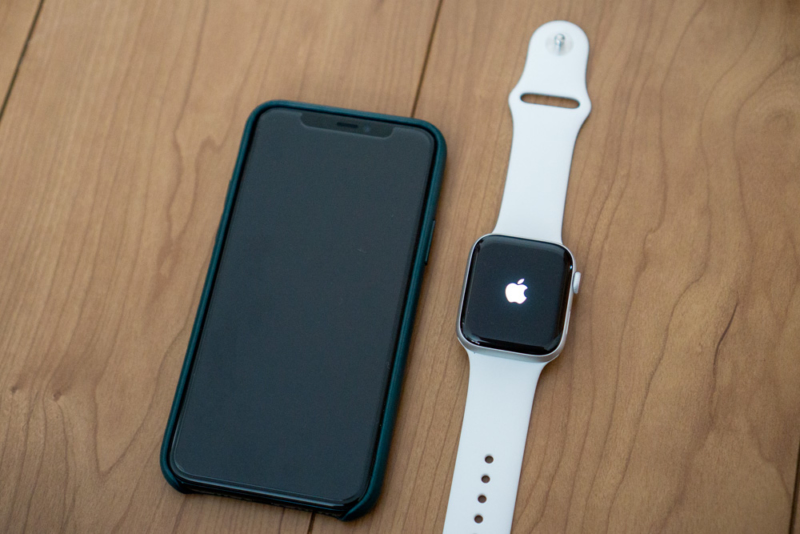 iPhone 11 ProとApple Watch Series 5