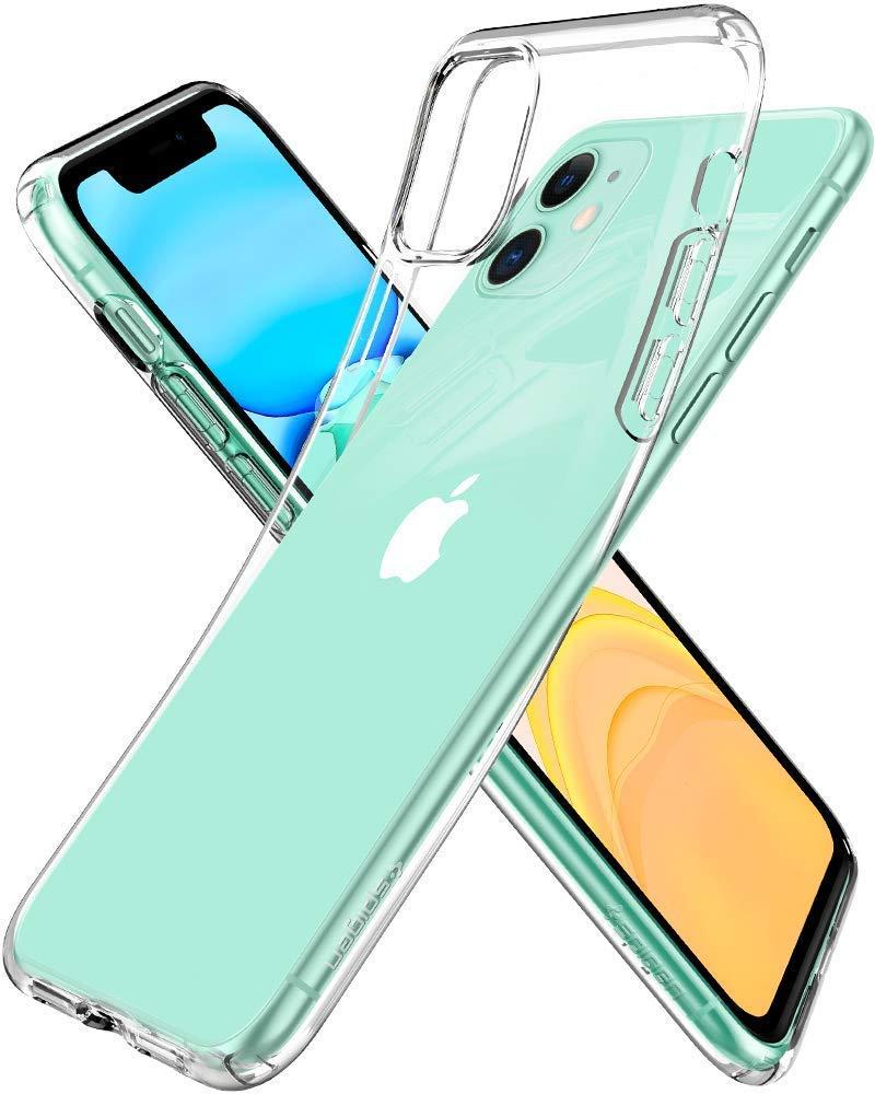 Spigen iPhone 11・iPhone 11 Pro対応ケース「リキッド・クリスタル」