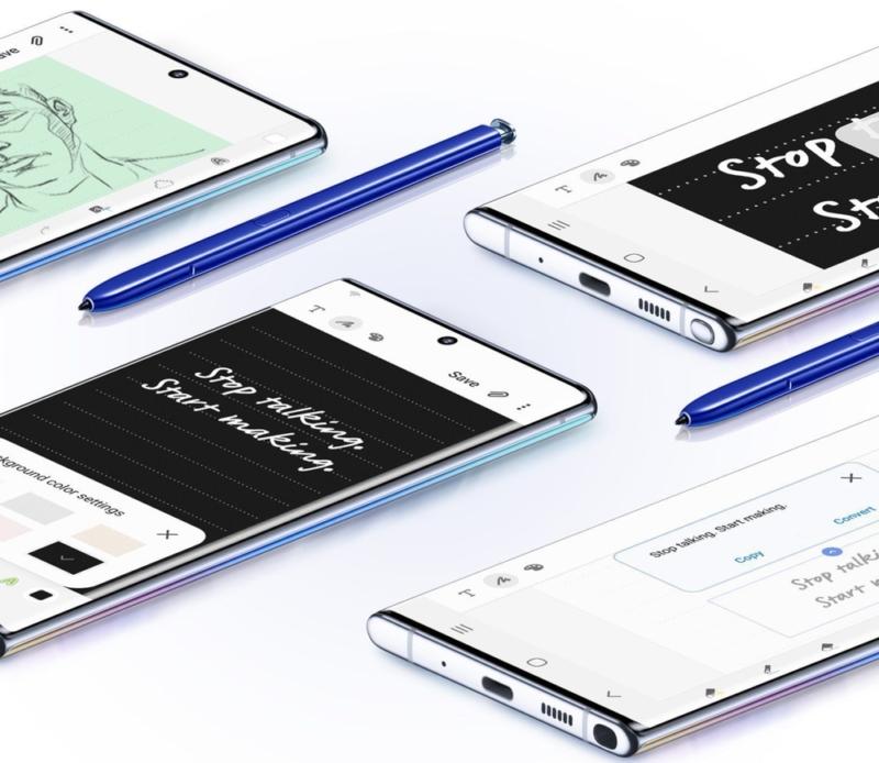 Galaxy Noteシリーズの魅力は「Sペン」